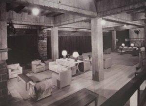 Elhotel Llao-Llao antes del incendio