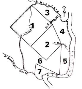Mapa de Colonia Villa Libertad