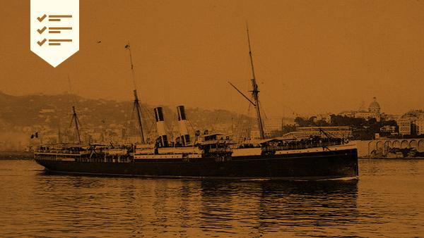 Listado para Consultar Registros de Pasajeros de Barco Online