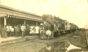 Ferrocarril del Este - Estación