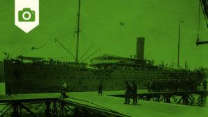 Los Barcos que Trajeron a los Inmigrantes Españoles a América