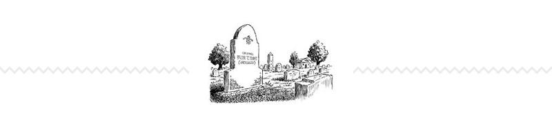 Registros de Cementerios