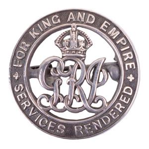 Medallas Británicas: La Medalla de Guerra de Plata.
