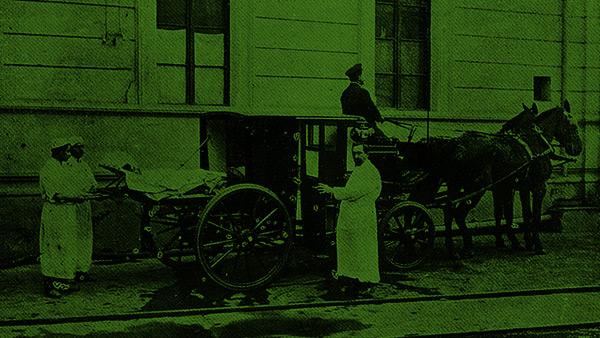 Fiebre Amarilla en Buenos Aires: 1871, La Epidemia que Castigó a la Pobreza.