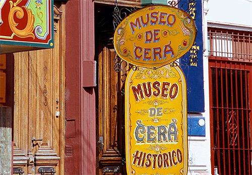 Que ver en La Boca: Museo de la Cera