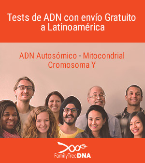 Tests de ADN con envio a Latinoamerica - Comprar tests de ADN