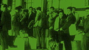 La emigración española durante el franquismo