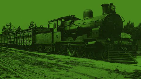 El Desarrollo del Ferrocarril en Argentina y su Relación con la Inmigración