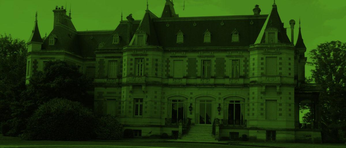 La Estancia Huetel: Palacio Francés en Buenos Aires