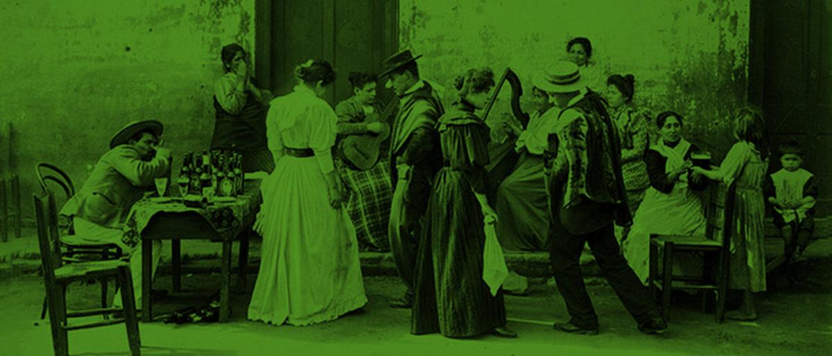 Las Fotografías que Harry Grant Olds tomó en Sudamérica en 1899-1916