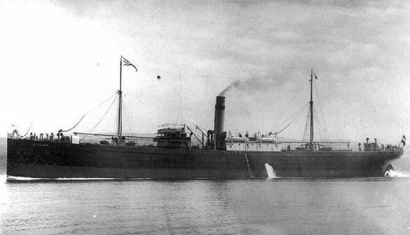 Amstelland - Royal Holland Lloyd, 1900-1917