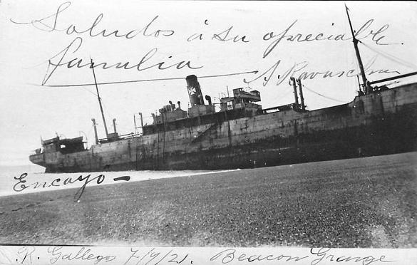 Beacon Grange - Houlder Line, 1898-1921