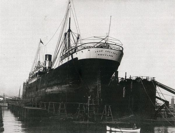 José Gallart - Folch y Cía, 1898-1959