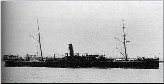 Leon XIII - Compañía Trasatlántica Española,1894-1931