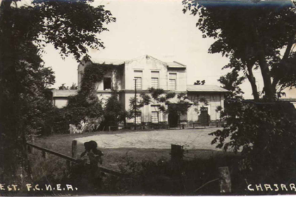 La estación de trenes de Chajarí