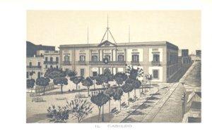 Grabados Italianos de Montevideo: El Cabildo
