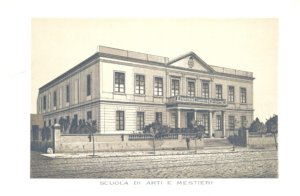 Grabados Italianos de Montevideo: Escuela de Arte