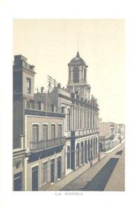 Grabados Italianos de Montevideo: La Bolsa
