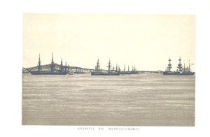 Grabados Italianos de Montevideo: El Puerto