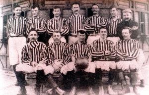 Asociación Irlandesa de Futbol, 1903