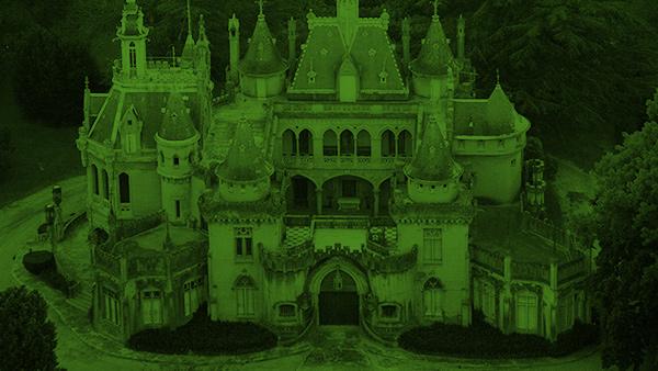 El Excéntrico y Vedado Castillo Naveira de Luján
