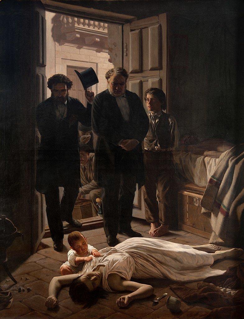 Un episodio de la fiebre amarilla en Buenos Aires (1871)