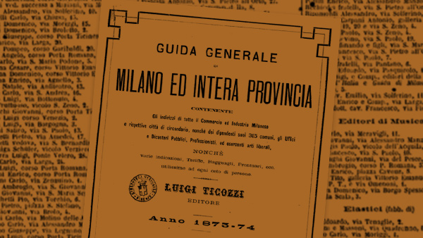 Cómo Buscar Ancestros Italianos en la Guía de 1873