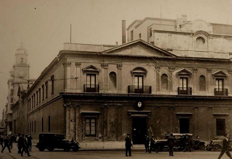 Edificio de las antiguas Procuraduría Jesuítica en Buenos Aires.