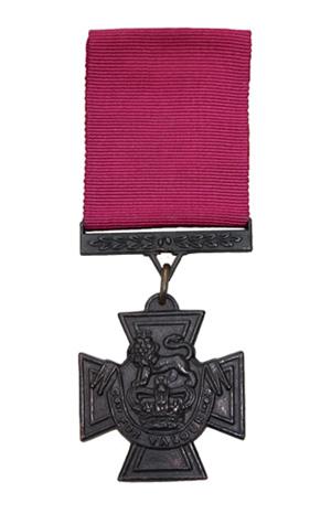 Medallas Británicas: La Cruz de Victoria.