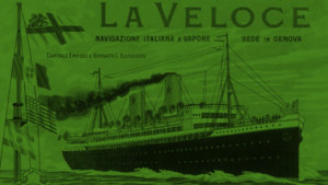 Historia de La Veloce Navigazione Italiana a Vapore 1884-1915