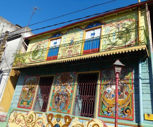 Que ver en La Boca: Museo Conventillo Marjan Grum