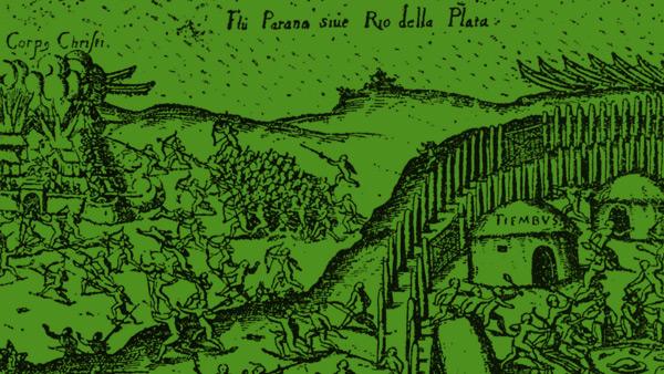 Quiénes vivían en la Provincia de Entre Ríos antes de la Inmigración?