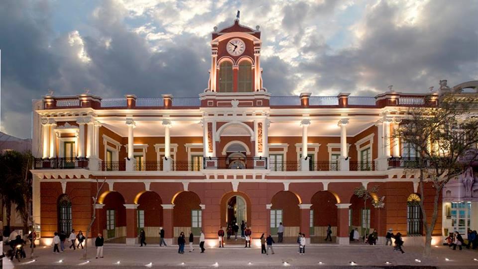 Centro Cultural Del Bicentenario, Santiago del Estero.