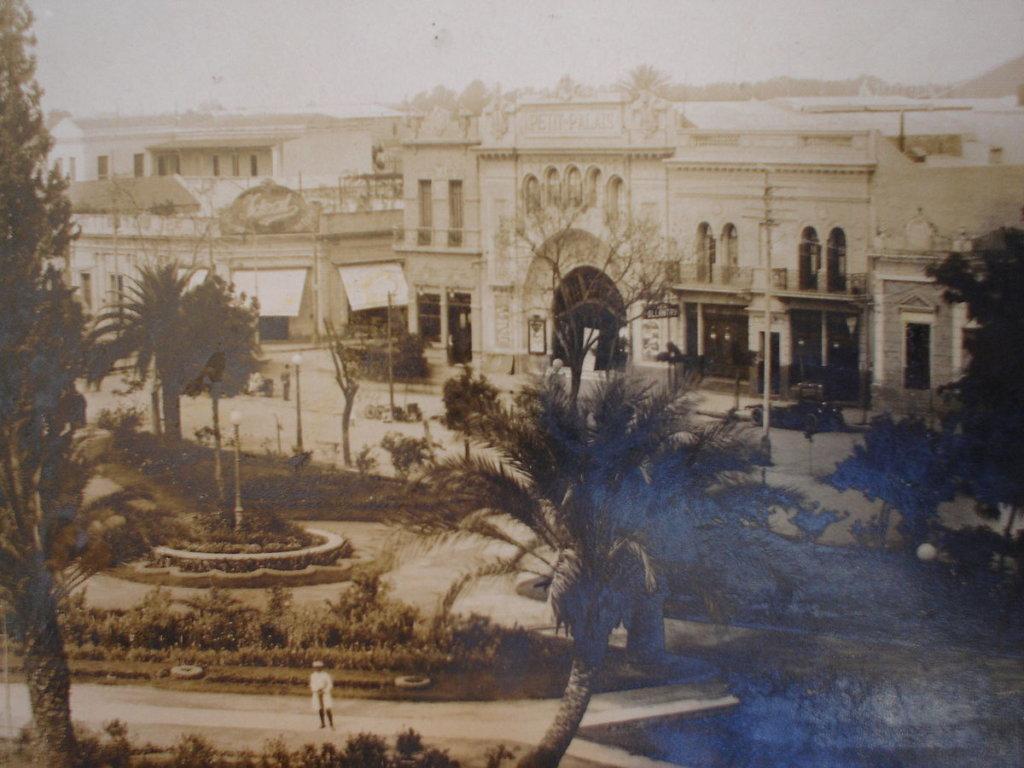 Inaugurado en 1917, la gran sala del Petit Palais fue centro para funciones cinematográficas, teatrales y de café concert.